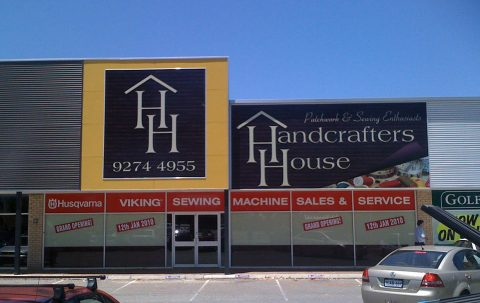 fascia-signage-handcrafters-house