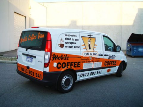 signwriting-of-van-cafe-de-jour