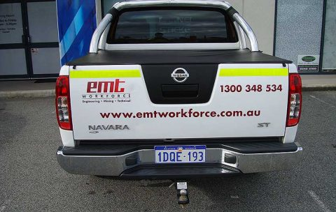 Nissan-Navara-Ute-Signs-Perth
