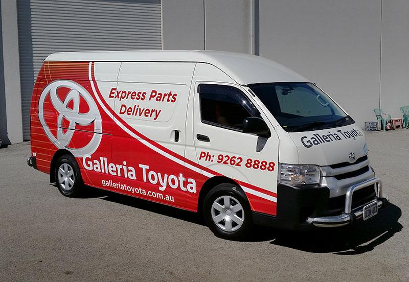 Vehicles Perth Graphics Centre