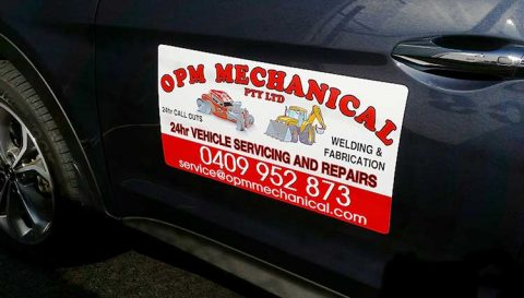 Magnetic-Signage-Perth-WA